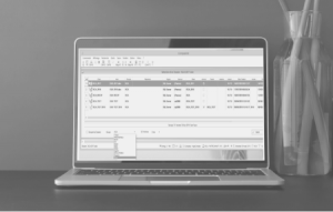 interface logiciel ISCA comptabilité