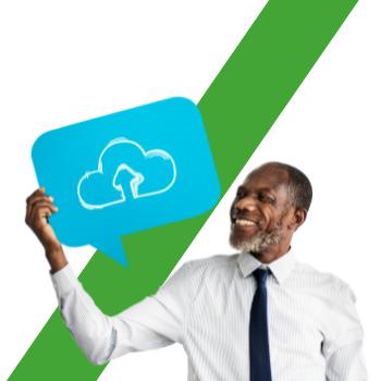 cloud computing menu